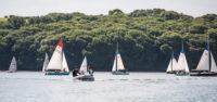 Salcombe Dinghy Sailing