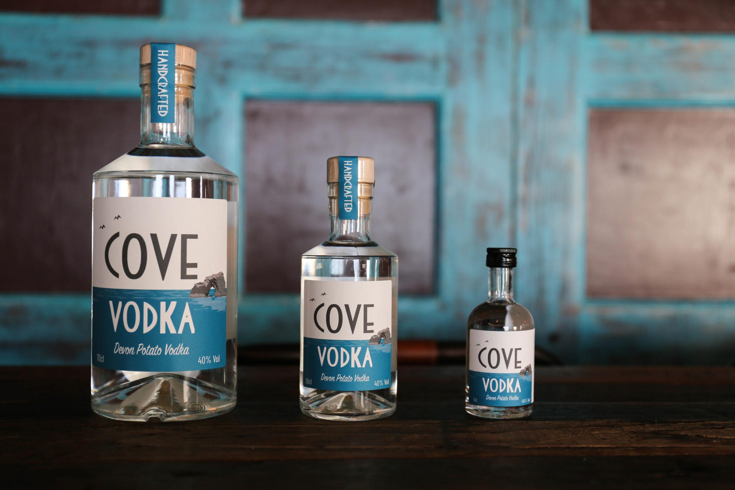 Devon Cove Vodka