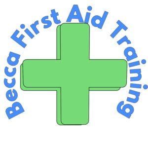 Becca first aid training
